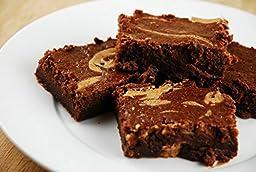Calif Fudge Factory Chocolate/almond Butter Fudge 1 Pound