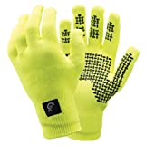Sealskinz Men's Ultra Grip Gloves - Hi Vis Yellow, X-Large
