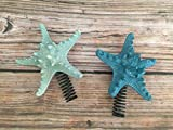 Turquoise-Small-Knobby-Starfish-Christmas-Tree-Topper
