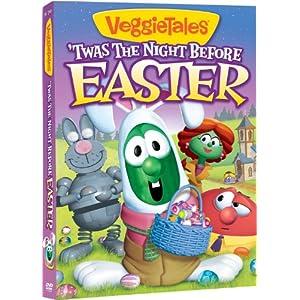 Dad of Divas' Reviews: New VeggieTales: 'Twas the Night ...