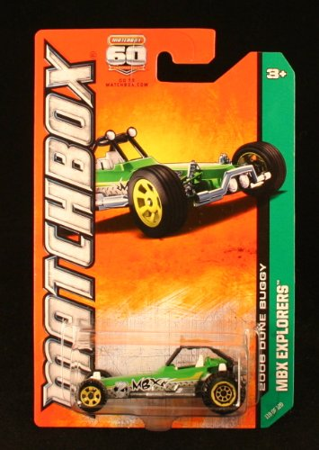 2006 Dune Buggy (Green) * Mbx Explorers * 60Th Anniversary Matchbox 2013 Basic Die-Cast Vehicle (#119 Of 120) front-892558