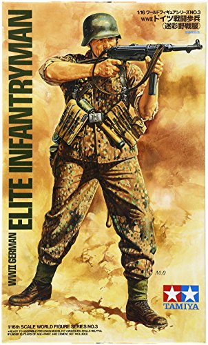 Tamiya 36303 1/16 German Elite Infantry