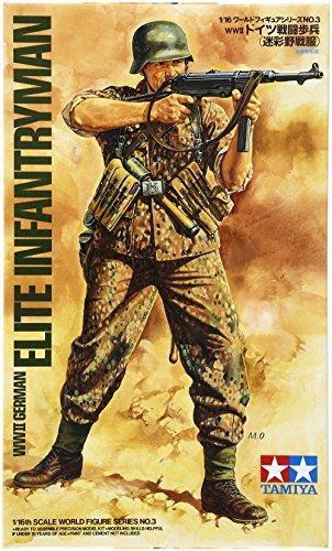 Tamiya 36303 1/16 German Elite Infantry