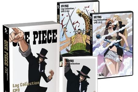 "ONE PIECE Log Collection  ""CP9"" (初回限定版) [DVD]"
