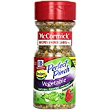McCormick Perfect Pinch Vegetable Herb, 2.75 oz