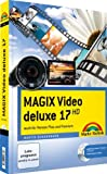 Image de MAGIX Video deluxe 17 - mit Videomaterial zum Üben: Das farbige Handbuch: a