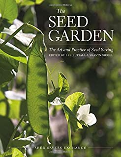 Book Cover: The Seed Garden: The Art and Practice of Seed Saving