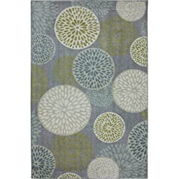 5\' x 7\' Mohawk Foliage Friends Printed Rug