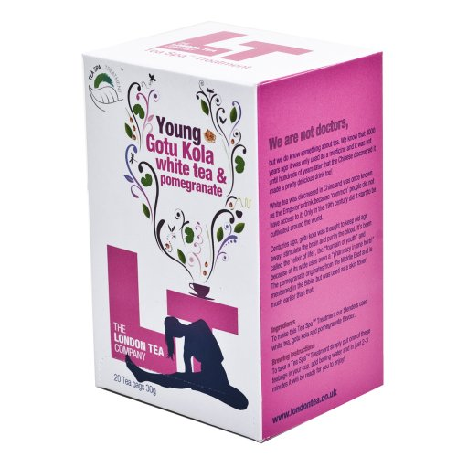The London Tea Company Tea Therapy Young Sachets 20 - 30 g (Pack of 6)