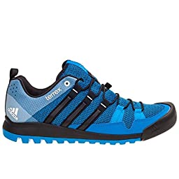 Adidas Terrex Solo Walking Shoes - SS16 - 10 - Blue