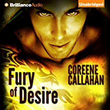 Fury of Desire: Dragonfury Series, Book 4 | Livre audio Auteur(s) : Coreene Callahan Narrateur(s) : Benjamin L. Darcie