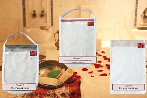 3-different-gloves-turkish-bath-hamam-hammam-spa-exfoliator-peeling-kese-mitt-face-body-foot-exfolia