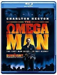 The Omega Man [Blu-ray] [Import anglais]