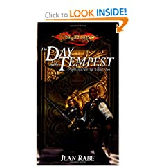 The Day of the Tempest (Dragonlance: Dragons of a New Age, Book 2) by Jean Rabe