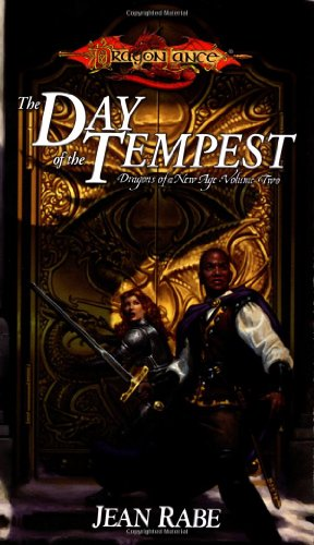 The Day Of The Tempest (Dragonlance: Dragons Of A New Age, Book 2) front-740140