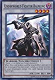 Yu-Gi-Oh! - Underworld Fighter Balmung (AP06-EN009) - Astral Pack: Booster Six - Unlimited Edition - Super Rare