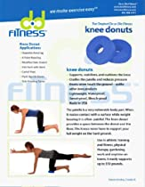 DoD Fitness Knee Donuts: support and cushion your knees anytime kneeling