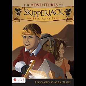 The Adventures of Skipperjack Audiobook