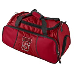 Buy Brand New North Carolina State Wolfpack NCAA Athletic Duffel Bag by Things for You