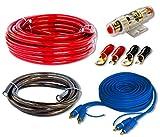 Auto CAR HIFI Verstärker Endstufe Kabel Anschlusskabel...