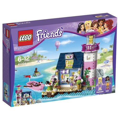 LEGO Friends 41094 - Heartlake Il Faro