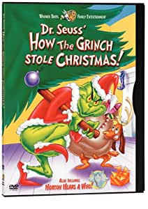 How the Grinch Stole Christmas / Horton Hears a Who (Full Screen)
