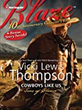 Cowboys Like Us: Cowboys Like UsNotorious (Harlequin Blaze)