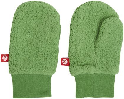 Zutano Little Boys' Cozie Mitten, Apple, One Size