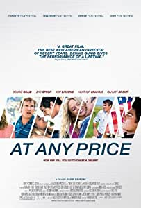 At Any Price [Blu-ray]
