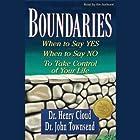 Boundaries Hörbuch von Dr. Henry Cloud, Dr. John Townsend Gesprochen von: Dick Fredricks