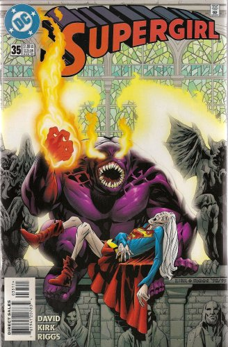 Supergirl Number 35 (For those who came in late) (Supergirl 35 compare prices)