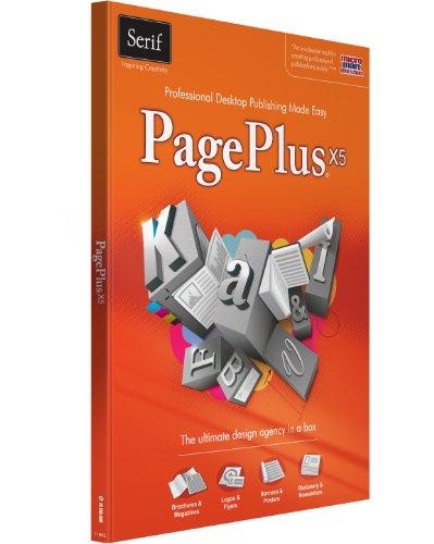 Serif PagePlus X5