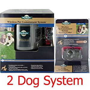 petsafe pet containment system manual