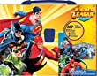 Justice League Sticker Activity Kit in Carrying Case