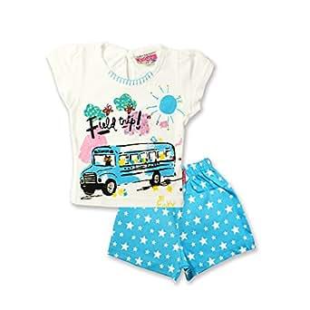 Kids Care Baby Girl Clothing Set Amazon Clothing
