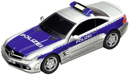 Carrera AMG Mercedes SL 63 Polizei