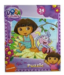 Amazon.com: dora the explorer puzzles: Toys & Games