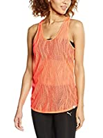 Puma Top Mesh It Up (Naranja)