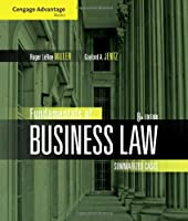 Fundamentals of Business Law: Summarized Cases, 8th Edition Front Cover