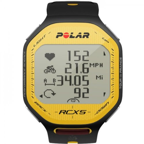 Cheap POLAR RCX5 Tour de France Premium Heart Rate Monitor (B007R3JAL8)