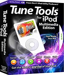 Tune Tools for IPOD Multimedia Edition