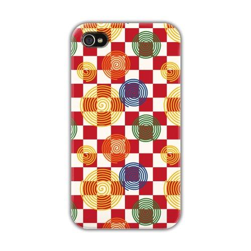 CollaBorn iPhone4/4S専用スマートフォンケース 和風パターン 7 CB-I4-016 iPhone4/4S対応