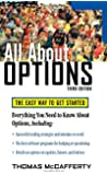 All About Options, 3E: The Easy Way to Get Started (All About Series)