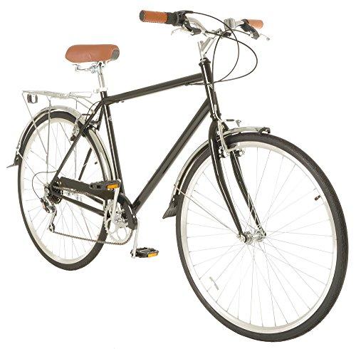 Vilano-Mens-Hybrid-Bike-700c-Retro-City-Commuter