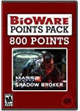 BioWare Points 800 Shadow Broker [Online Game Code]