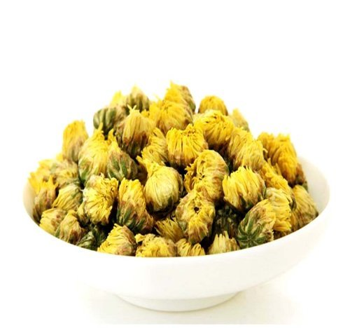 Chrysanthemum Buds Herbal Tea - Rich in antioxidants, Beautiful and Aromatic - Loose Leaf (02 oz)