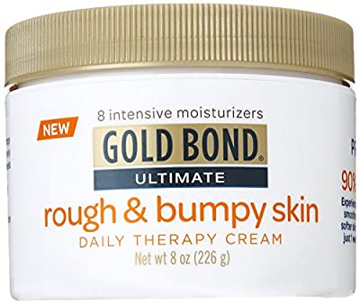 Gold Bond Ultimate Rough & Bumpy Skin Daily Therapy Cream 8 Oz