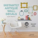Instantly Antique Wall Decals [Hardcover] [2011] (Author) Julia Rothman
