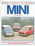 MINI - ALL MODELS: GUIDE TO PURCHASE & DIY RESTORATION (0854293795) by LINDSAY PORTER