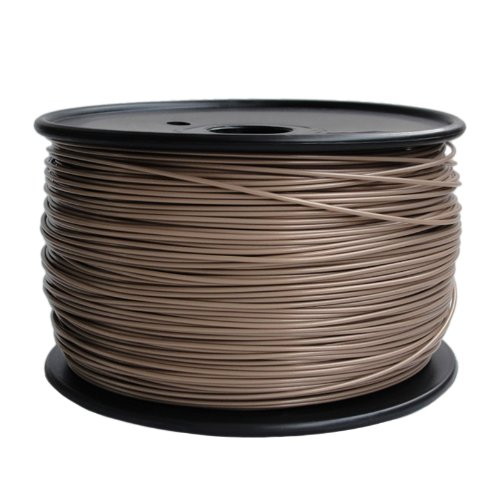 WmicroUK Repraper High Quality Professional 3D Printing Material 400m ABS 1.75mm 3D Printer Filament Bundle for RepRap (Gold)